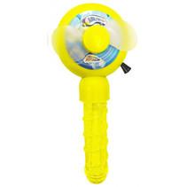 bellenblaas 2-in-1 Bubble junior geel