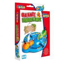 bordspel Chomping Hippo junior (GR)