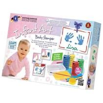 Infant Art Body Stamper: handafdruk stempelen