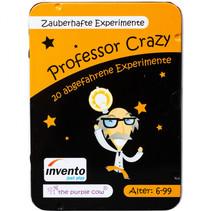 professor Crazy magische experimenten junior 20 kaarten