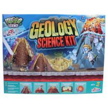 Geologische experimentenset 9-delig