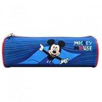 etui Mickey Mouse 22 x 7 cm blauw