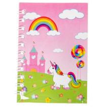 notitieboekjes junior 11 cm papier roze
