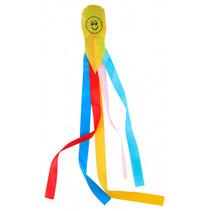 gooislinger 64 cm kunststof geel/blauw