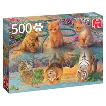 legpuzzel Kattendroom 500 stukjes