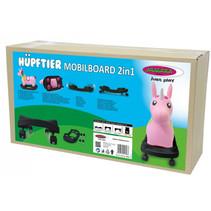 Animal Hopper mobiel 58 x 30 x 12 cm zwart 13-delig