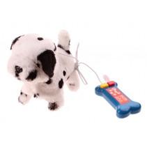 Puppy Pet hond met afstandsbediening stippen