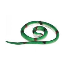 speeldier Animal World slang 150-200 cm rubber groen
