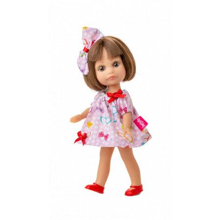 Berjuan tienerpop kleertjes Luci junior vinyl roze