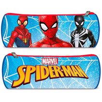 etui Spiderman jongens 22 cm polyester