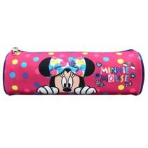etui Minnie Mouse 22 x 7 cm roze