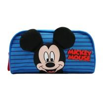 etui Mickey Mouse 21 x 10 cm blauw
