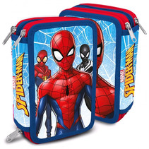 etui Spiderman jongens 12 x 20 x 6 cm polyester