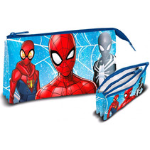 etui Spiderman jongens 22 x 13 cm polyester/PVC
