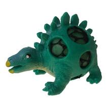 knijpfiguur dinosaurus jongens 11 cm siliconen groen