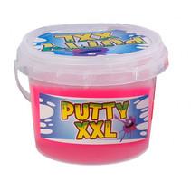 slijmemmer Putty XXL glitter junior 350 gram roze