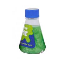 slijm in laborantenfles junior 13 cm groen