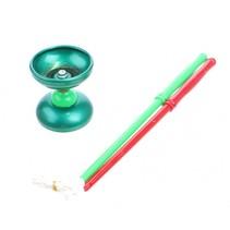 diabolo 24 cm 4-delig groen