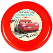 frisbee Cars 23 cm rood