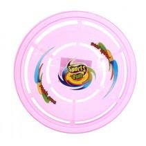 frisbee junior 20 cm roze
