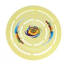 frisbee junior 20 cm geel
