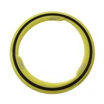 frisbee Phlat Wingblade geel 29 cm