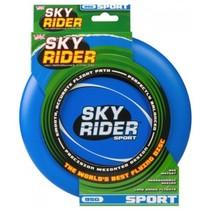 frisbee Sky Rider Sport 95 gram blauw 22 cm