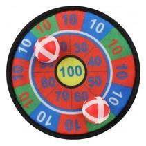 Klittenband dartspel 3-delig