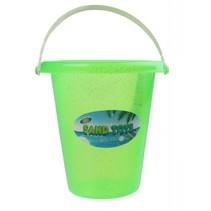speelemmer Glitter groen 17 x 19 cm