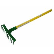 hark 65,5 x 15,5 cm geel/groen