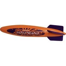 duikspeelgoed Toypedo Original 25,5 cm oranje