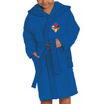 badjas Avengers jongens katoen blauw