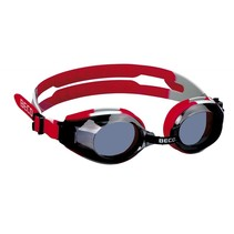 zwembril Arica polycarbonaat junior rood/grijs