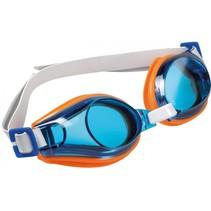 zwembril junior 17cm oranje