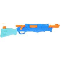 waterpistool junior 212 ml kunststof blauw/oranje
