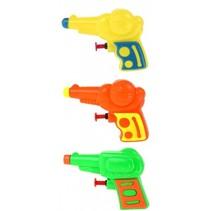 mini-waterpistooltjes multicolor 10 cm 3 stuks