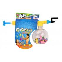 waterballonnen met pomp