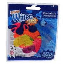 waterballonnen 25 stuks