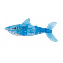 duikhaai Splash met licht junior blauw