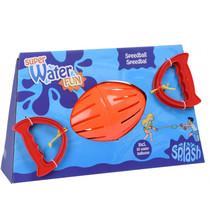 splashbal oranje 20 cm + 10 waterballonnen