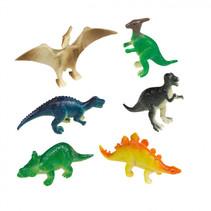 speelfiguren dinosaurus jongens 8 stuks