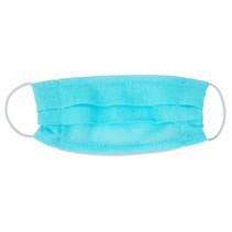 babypop-accessoire Mondkapje katoen blauw 3 stuks