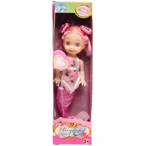 tienerpop Beautiful Girl roze zeemeermin