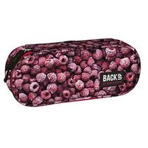 etui druiven junior 22 x 9 cm polyester rood/zwart