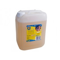 bellenblaassop 5 liter transparant