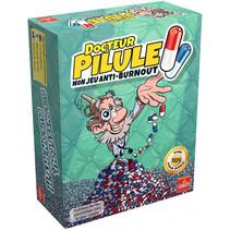 gezelschapsspel Docteur Pilule groen 228-delig (FR)