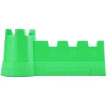 kasteelmuur zandspeelgoed junior 40 x 19 cm groen
