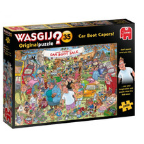 legpuzzel Wasgij Original 35 Car Boot Capers 1000 stukjes