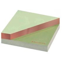 notitieblok post-it bright&light papier groen 200 vel