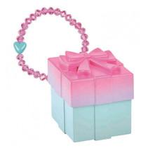 verassingsarmband Magisch doosje meisjes glas roze